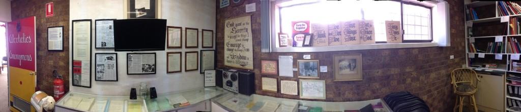 CSO Archive Room